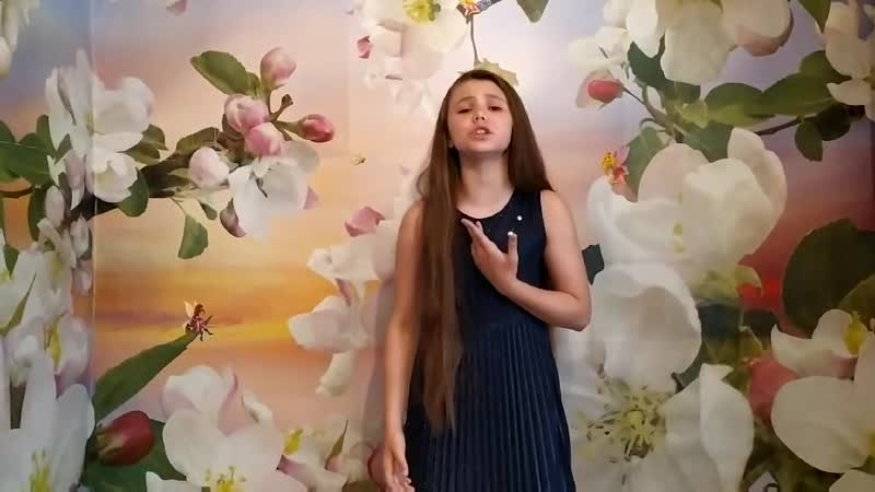 Селезнёва Штыкина Генриетта 10 лет ДНР Амвросиевка