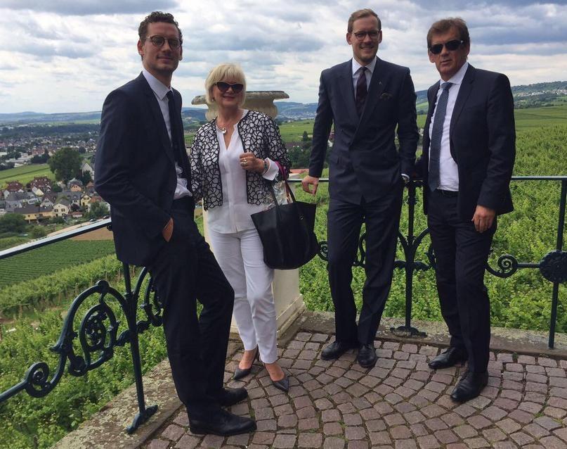 Семья Петковичей
