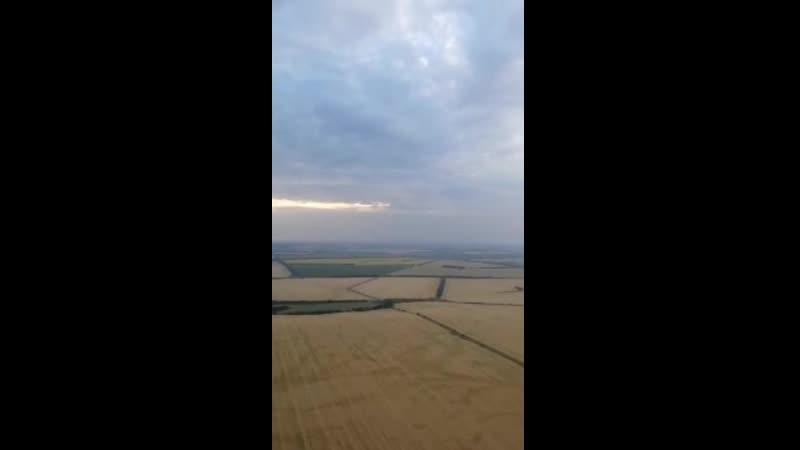 Полет на воздушном шаре 06