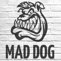 Логотип MAD DOG Concert Agency