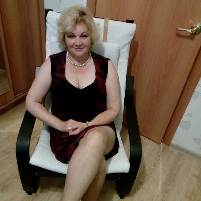 Анна, 53, Saint Petersburg