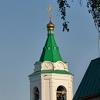 Троицкий Чебоксарский монастырь.