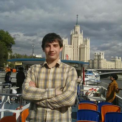 Дмитрий, 33, Moscow