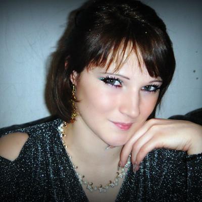Ольга Весёлкина
