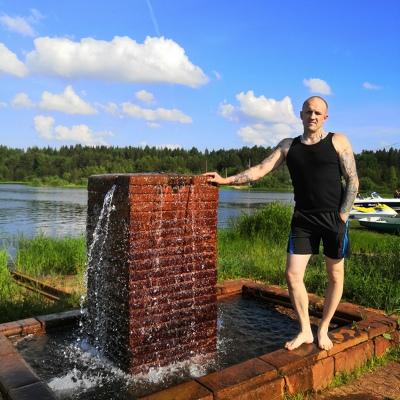 Олег, 42, Borovichi