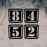 Логотип (8452) / Metal Band