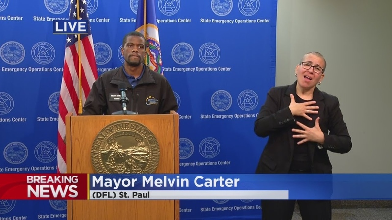 St Paul Mayor Everyone Arrested Last Night In His City From Out Of State
