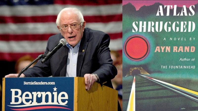 Bernie Sanders reads Atlas Shrugged by Ayn Rand Speech Synthesis
