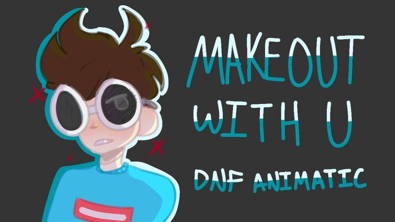 Makeout With U short DreamNotFound animatic