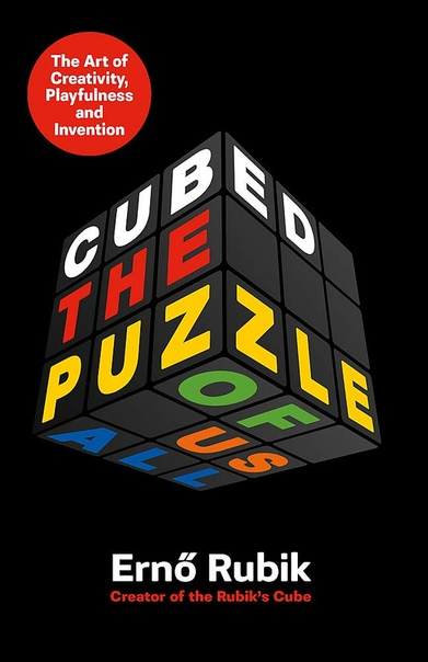 Cubed - Erno Rubik