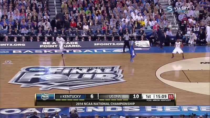 NCAAM March Madness Final Four 20140407 Final