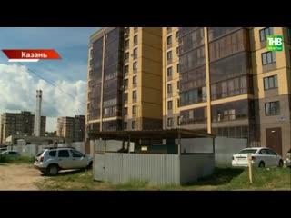 Жители комплекса Соловьиная роща в Казани взбунтовались против стройки рядом с их жилыми домами