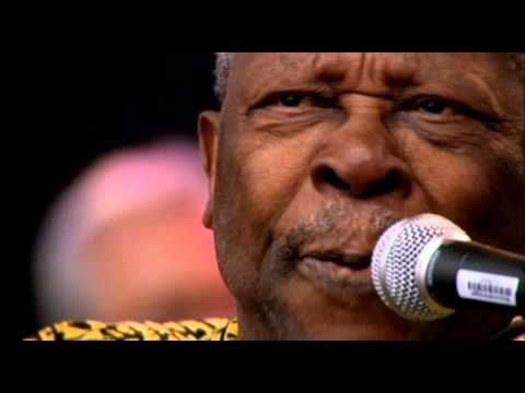 B B King Robert Cray Band Jimmie Vaughan Hubert Sumlin Paying the cost to be the boss