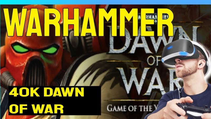 WarHammer 40k Dawn of War Mission 2 INFILTRATION