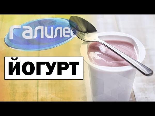 Галилео Йогурт 🥛 Yogurt