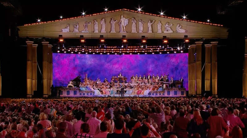 FULL DVD - Love in Maastricht - André Rieu