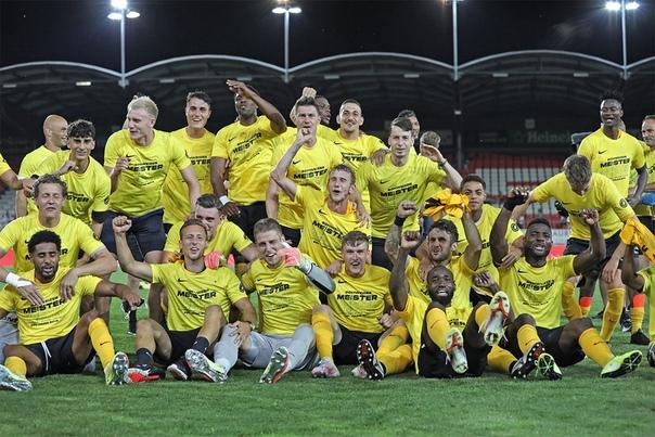 «Янг Бойз» в 14-й раз стал чемпионом Швейцарии...