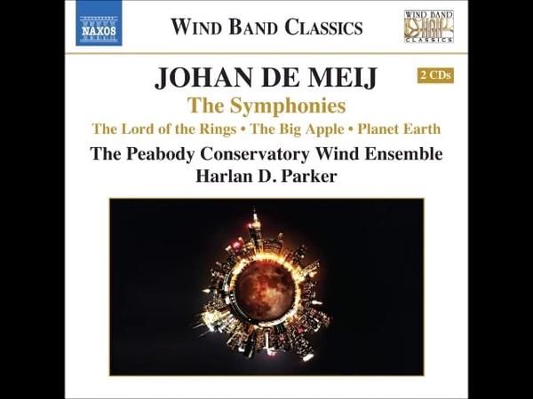 Johan de Meij Symphony No.1 'The Lord of the Rings' - II. Lothlorien (The Elvenwood) on Vimeo
