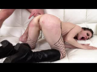 Mr. Anderson Anal Casting Tina Grey welcome to porn Rough Sex, Balls Deep Anal, Cum in Mouth