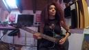 Frozen Crown Queen Of Blades (Guitar Playthrough)