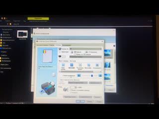 Как настроить принтер CANON и EPSON