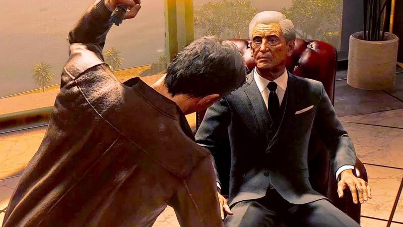 Vito Scaletta Kills Leo Galante   Mafia 2 Alternate Ending
