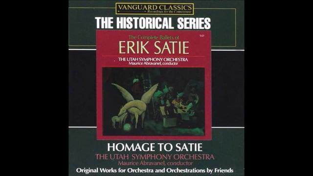 Erik Satie Gymnopedies No. 3 Abravanel on Vimeo