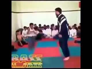 Жёсткий тренер