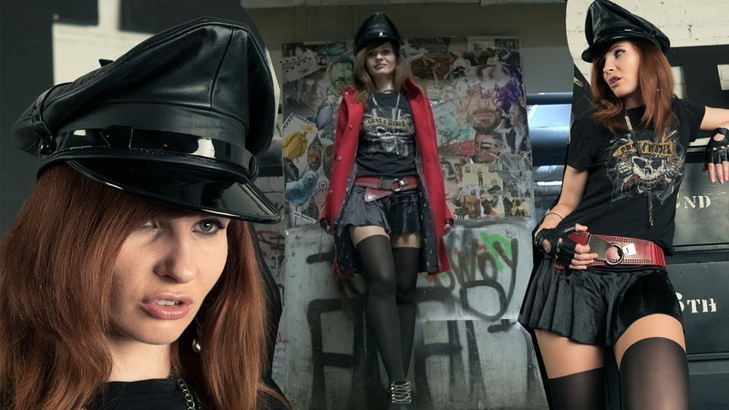 Street Fashion Axl Rose Style of Clothing by Jeny Smith