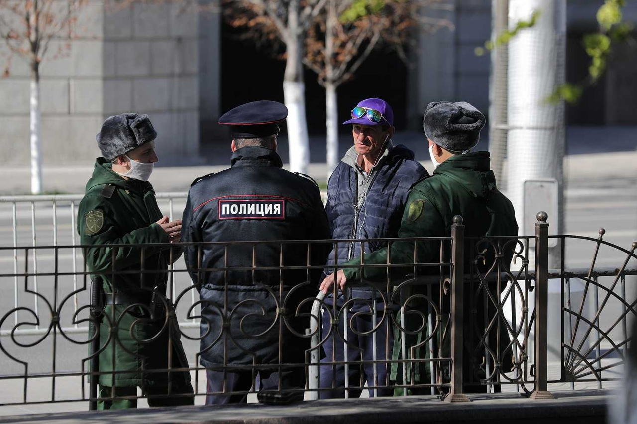 В Ростовской области пропуски для работающих не будут действовать с 1 по 11 мая