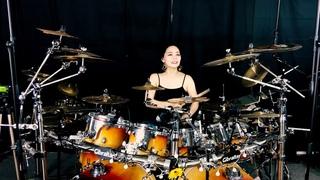 Motörhead-Whiplash(metallica cover) drum cove by Ami Kim(#106)