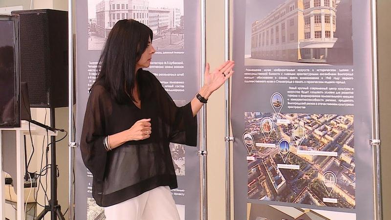 Концепция выставочного пространства в здании ЦУМа поддержана волгоградцами