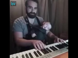 Колыбельная для малыша