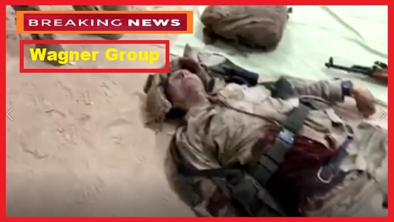 🇱🇾 Mercenary of Wagner Group dead in southern Tripoli