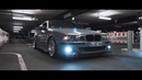 Night Lovell - I'm Okay THE GRAY WOLF Showtime (BMW E39)