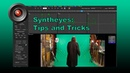 Syntheyes A few quick tips and tricks